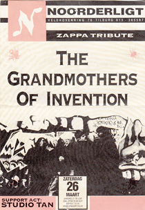 Grandmothers of Invention - 26 mrt. 1994