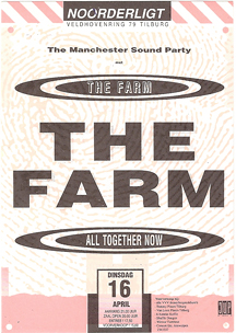 The Farm - 16 apr. 1991