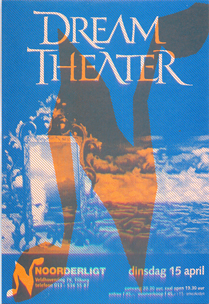 Dream Theater - 15 apr 1997
