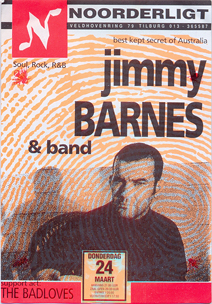 Jimmy Barnes - 24 mrt 1994