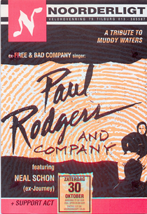 Paul Rodgers - 28 jan. 1994