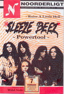 Sleeze Beez -  7 feb. 1993