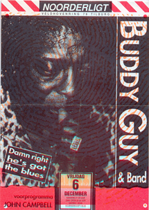 Buddy Guy -  6 dec. 1991