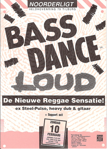 Bass Dance - 10 feb 1991