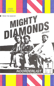 Mighty Diamonds -  1 okt 1989