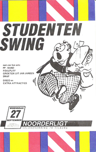Studentenswing (Moller) - 27 sep. 1989