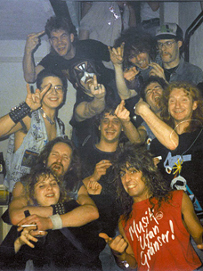 King Diamond - 20 dec 1987