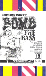 B0Mb The Bass - 19 nov. 1988
