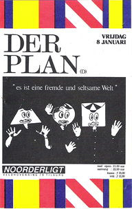 Der Plan -  8 jan. 1988