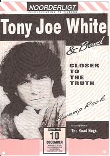 Tony Joe White - 10 dec 1991