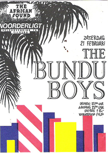 Bundu Boys - 20 feb. 1987