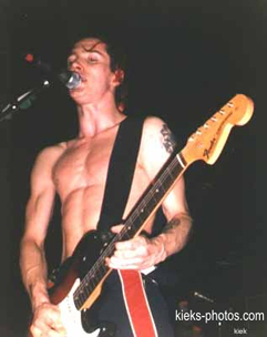 Red Hot Chili Peppers - 14 feb. 1990