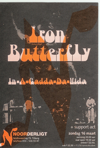 Iron Butterfly - 16 mrt. 1997
