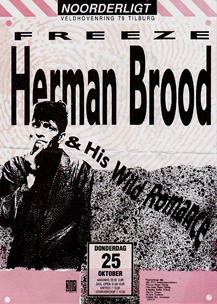 Herman Brood - 25 okt. 1990
