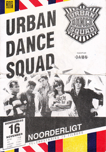 Urban Dance Squad - 16 nov 1989